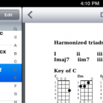 How to read music on your iPad