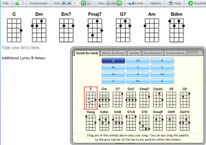 GoChord original chords