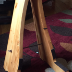 Homemade Guitar Stands
